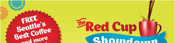 The Red Cup Showdown - Hosted by celebrity chef Jeff Mauro